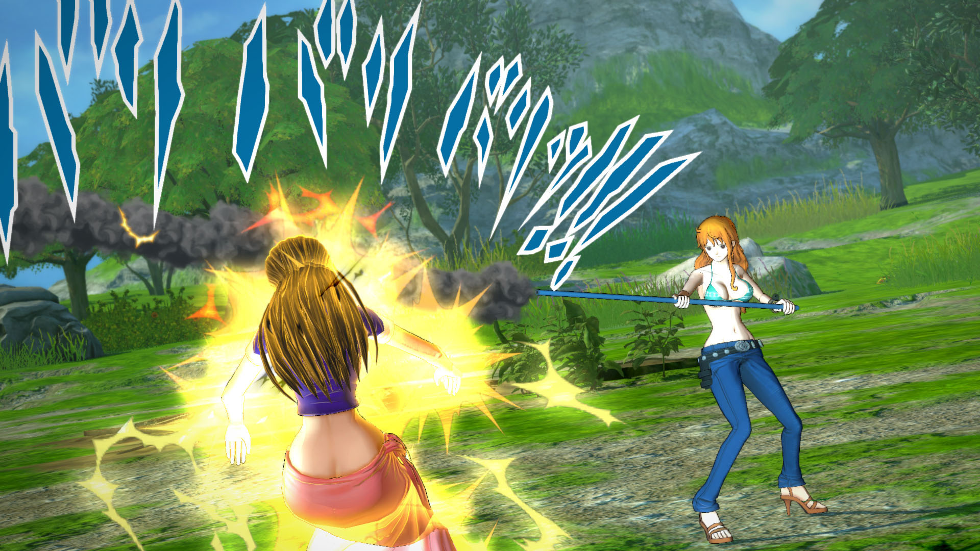 One Piece Burning Blood Screenshots 48
