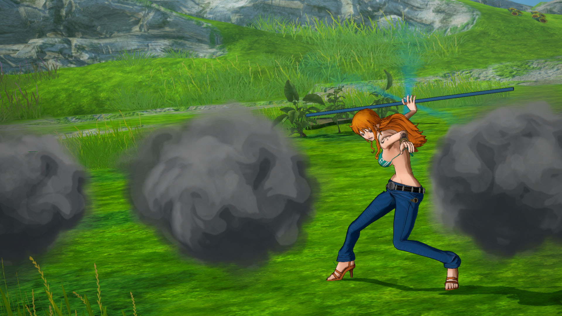 One Piece Burning Blood Screenshots 49