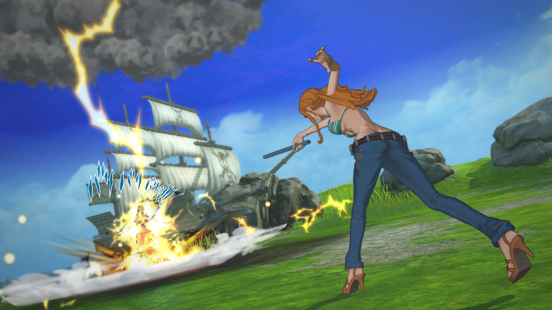 One Piece Burning Blood Screenshots 50