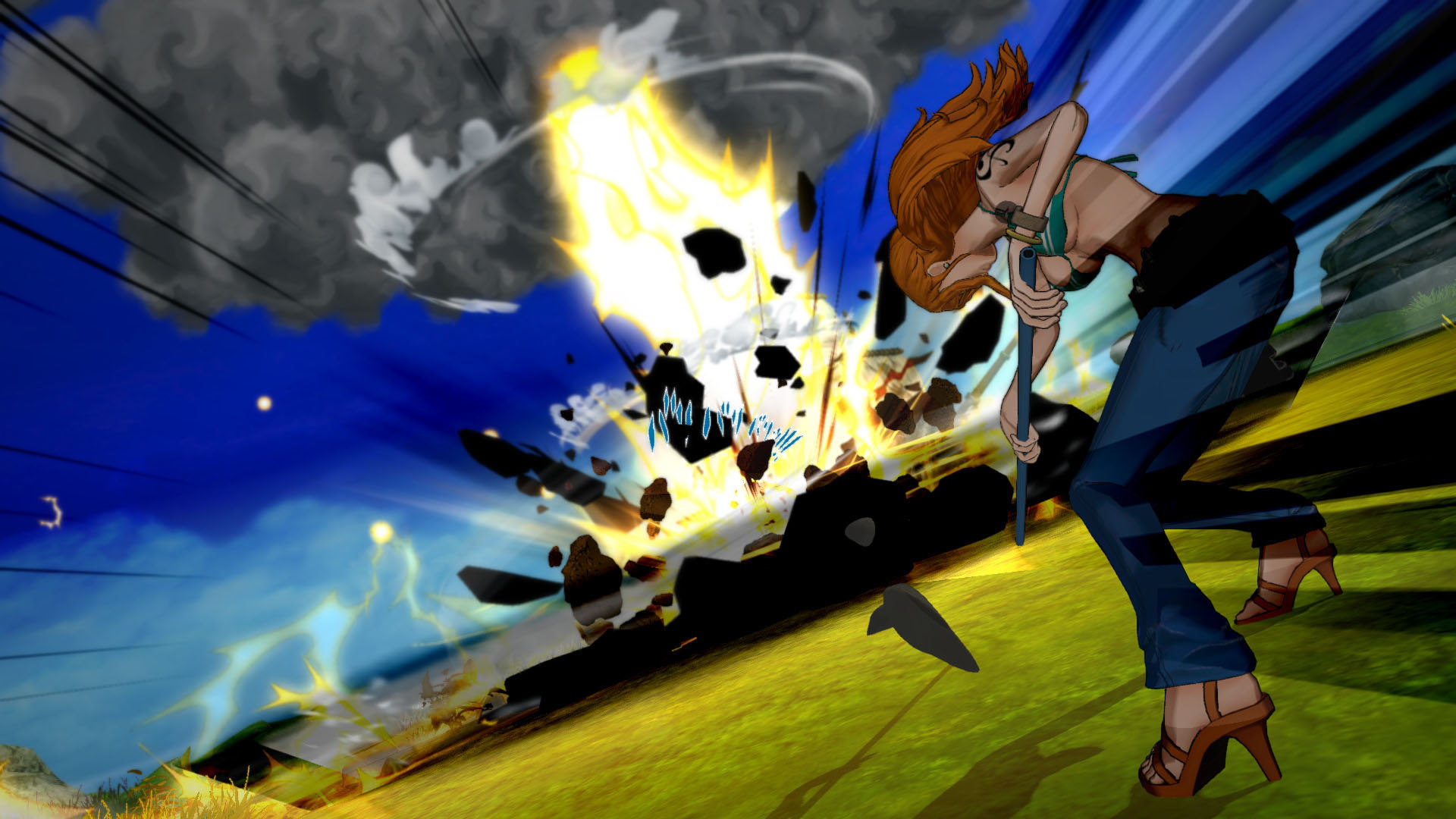 One Piece Burning Blood Screenshots 54