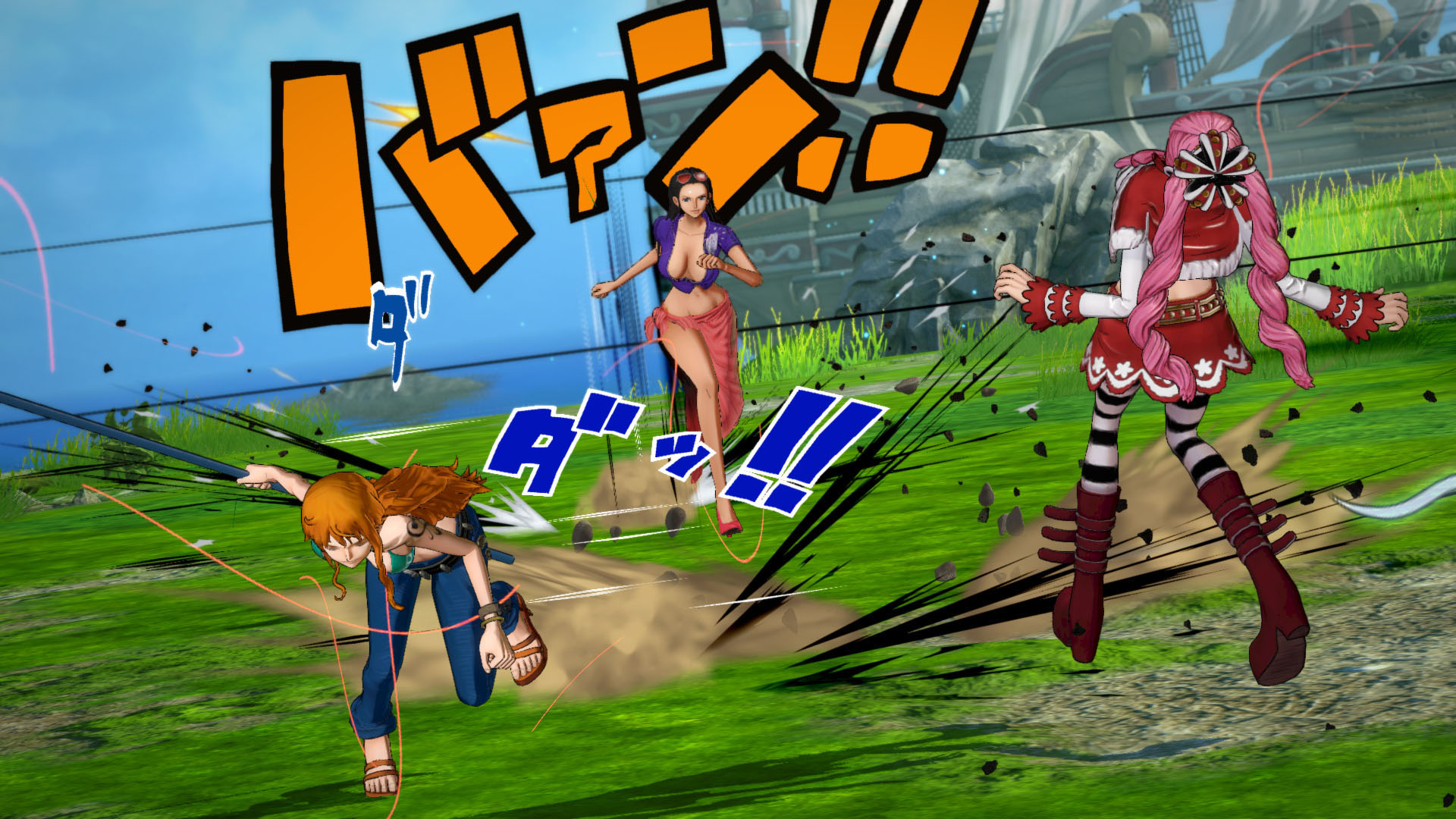 One Piece Burning Blood Screenshots 56