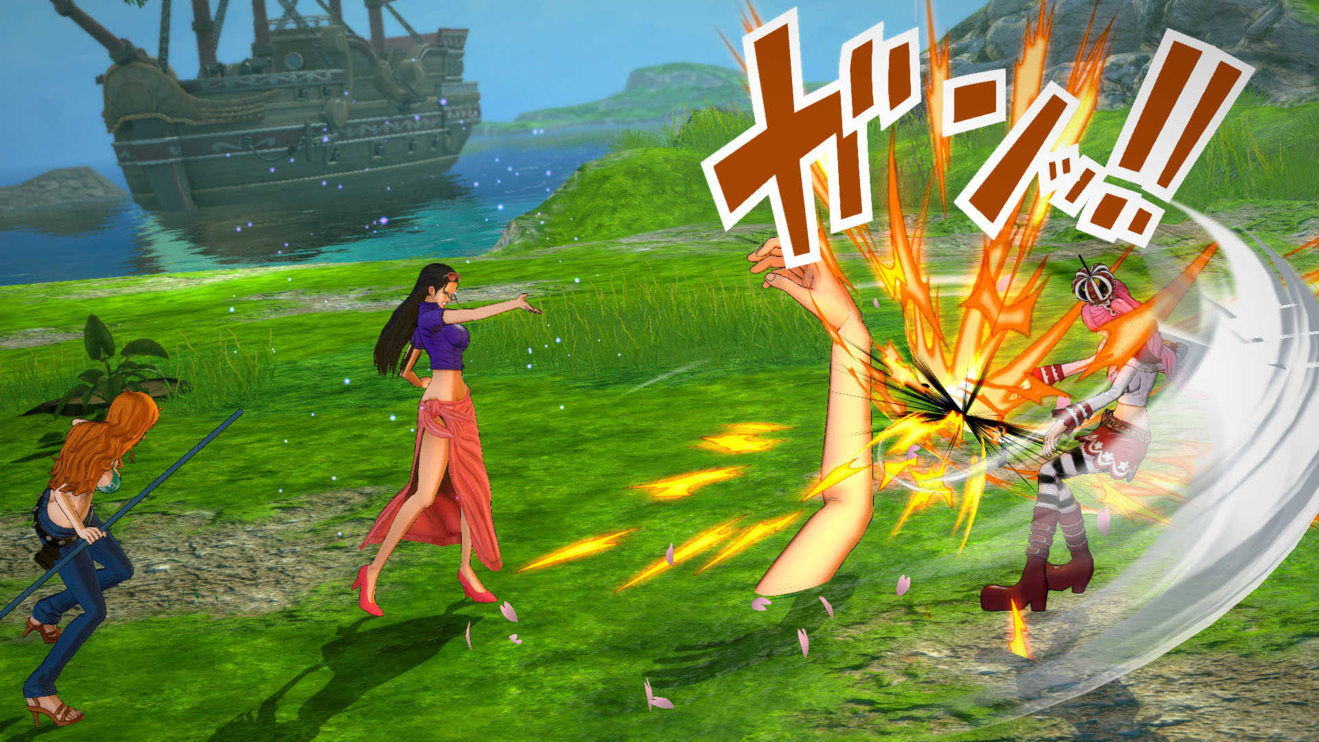 One Piece Burning Blood Screenshots 61