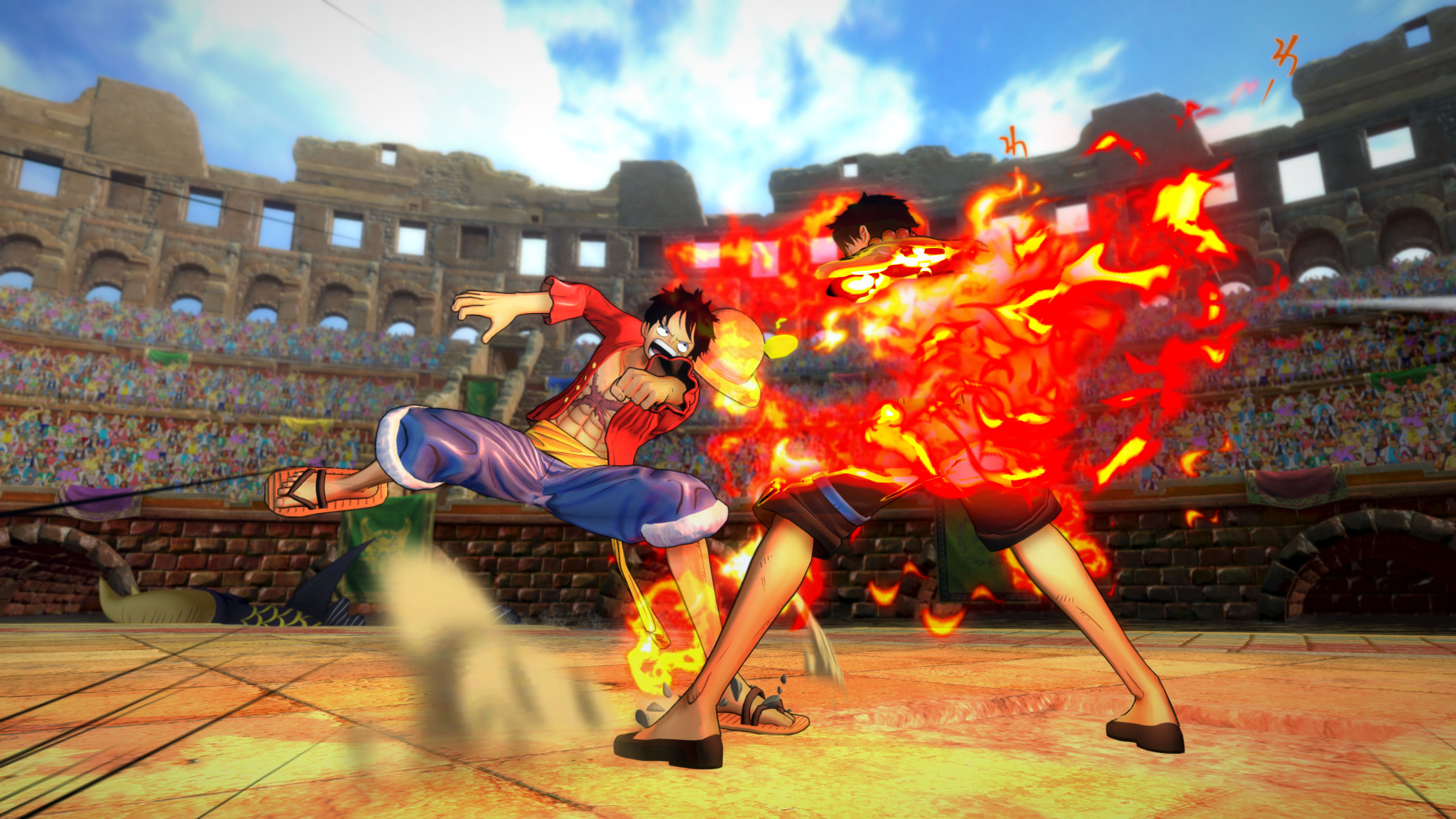 One Piece Burning Blood Screenshots 62