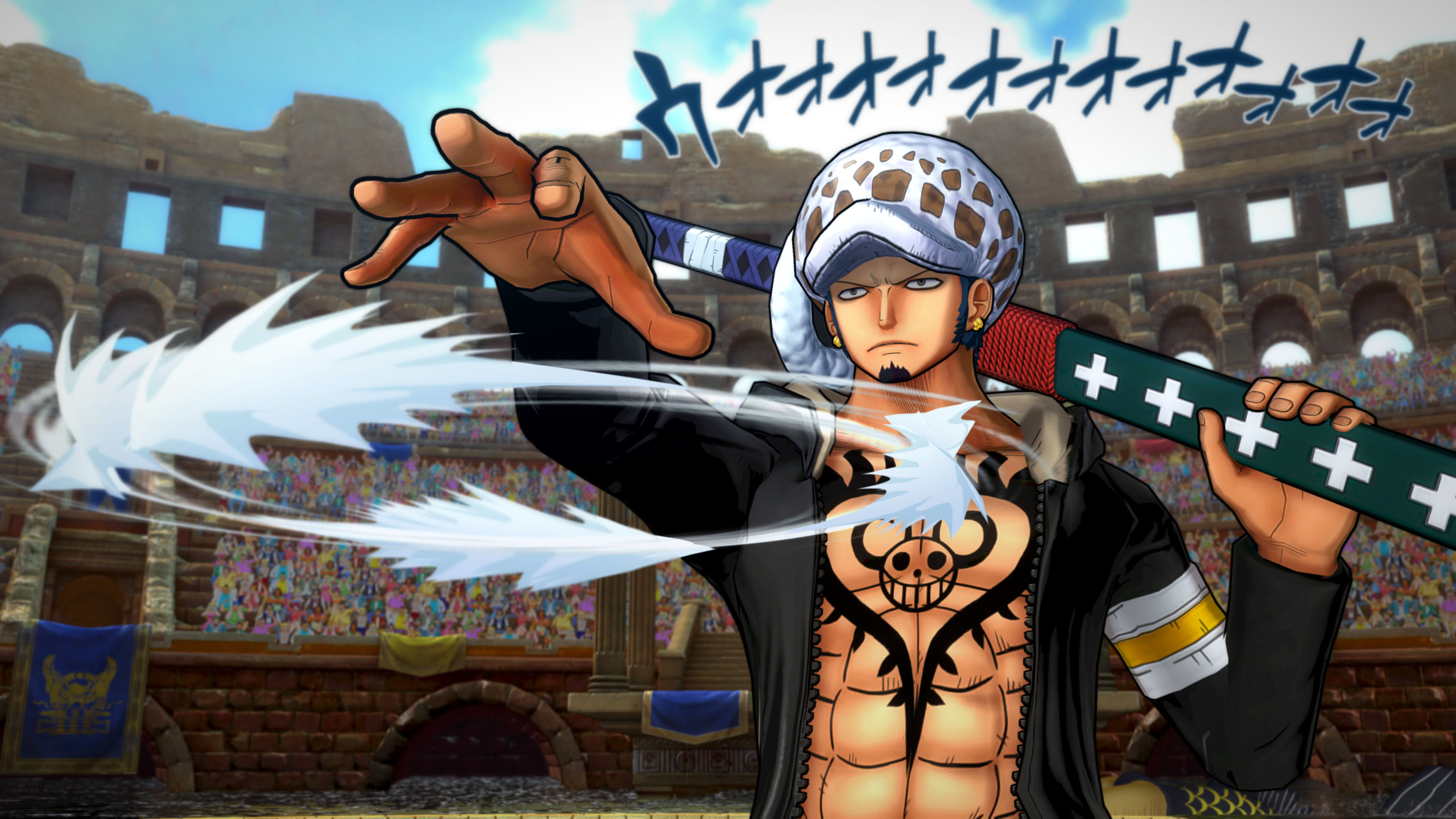 One Piece Burning Blood Screenshots 64