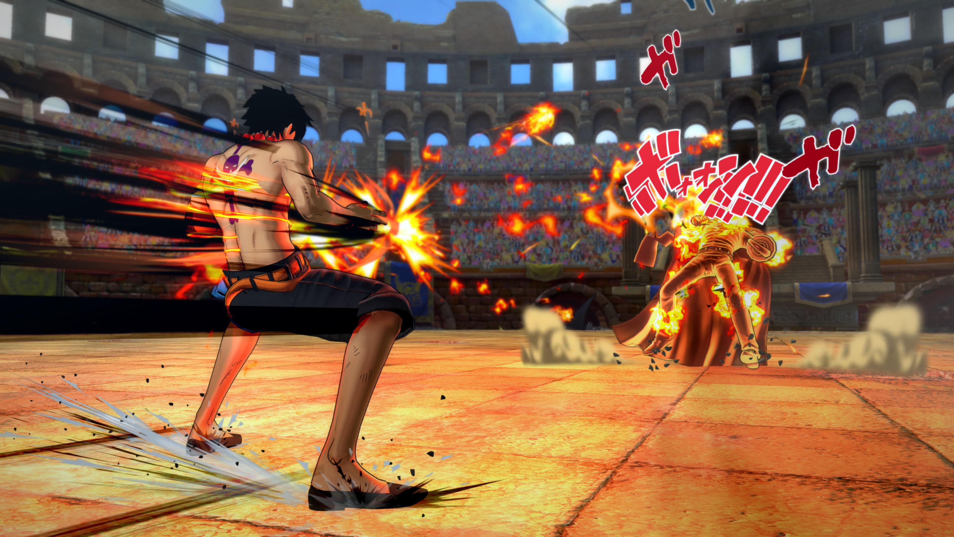 One Piece Burning Blood Screenshots 67