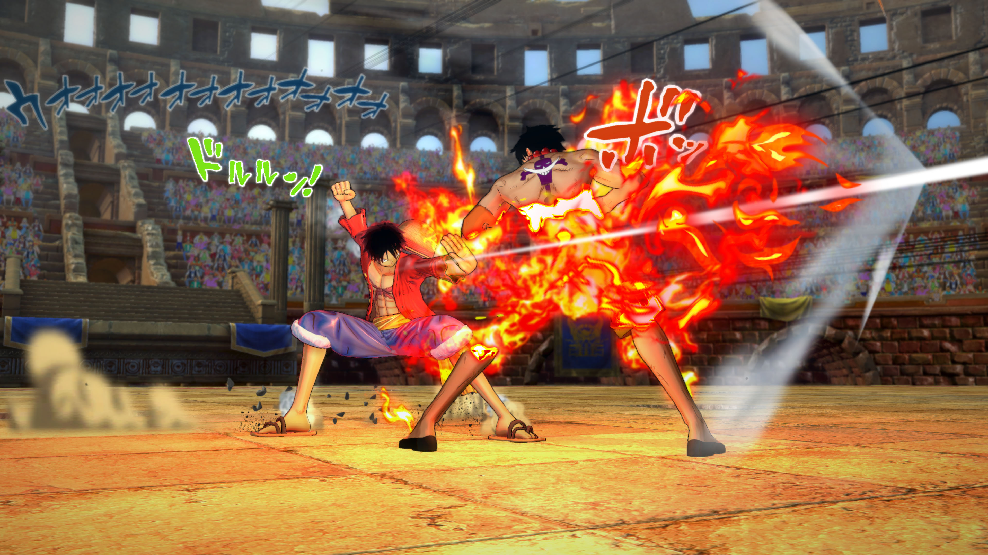 One Piece Burning Blood Screenshots 73