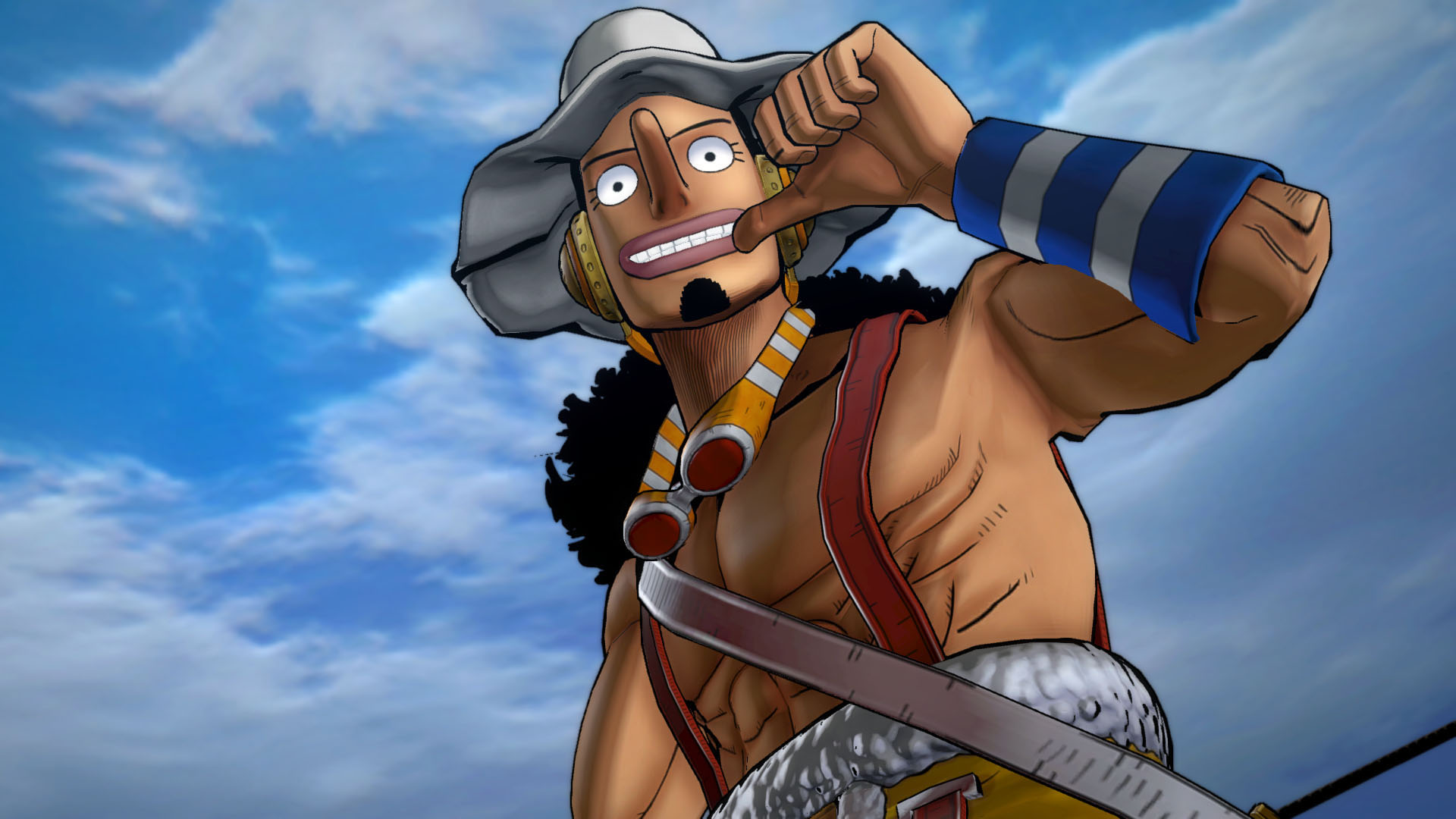 One Piece Burning Blood Screenshots 86