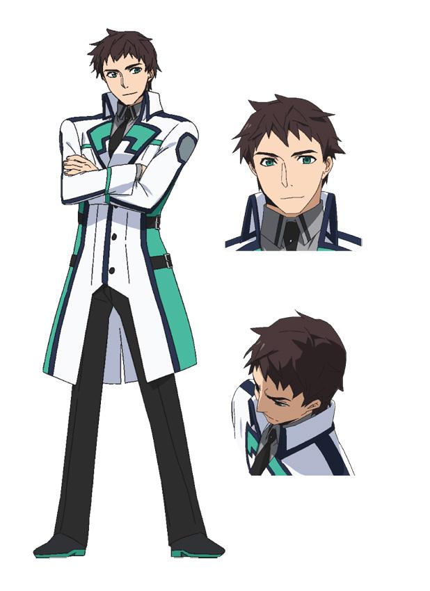 Mahouka Koukou No Rettousei Characters