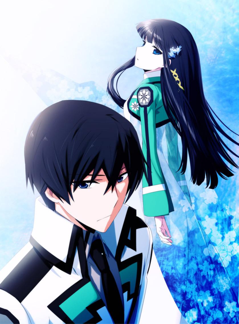 mahouka koukou no rettousei anime movie visual  u0026 promotional video revealed