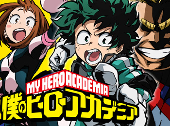 New Boku no Hero Academia Anime Visual & Cast Members Revealed