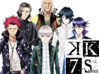 New K Anime Announced: K Seven Stories + Stage Play & Dance Projects