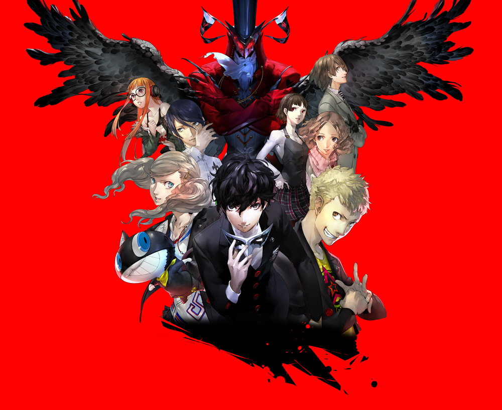 Persona-5-Game-Visual