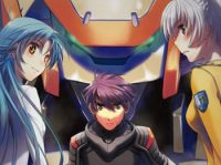 Official Website for Full Metal Panic! Anime Opens