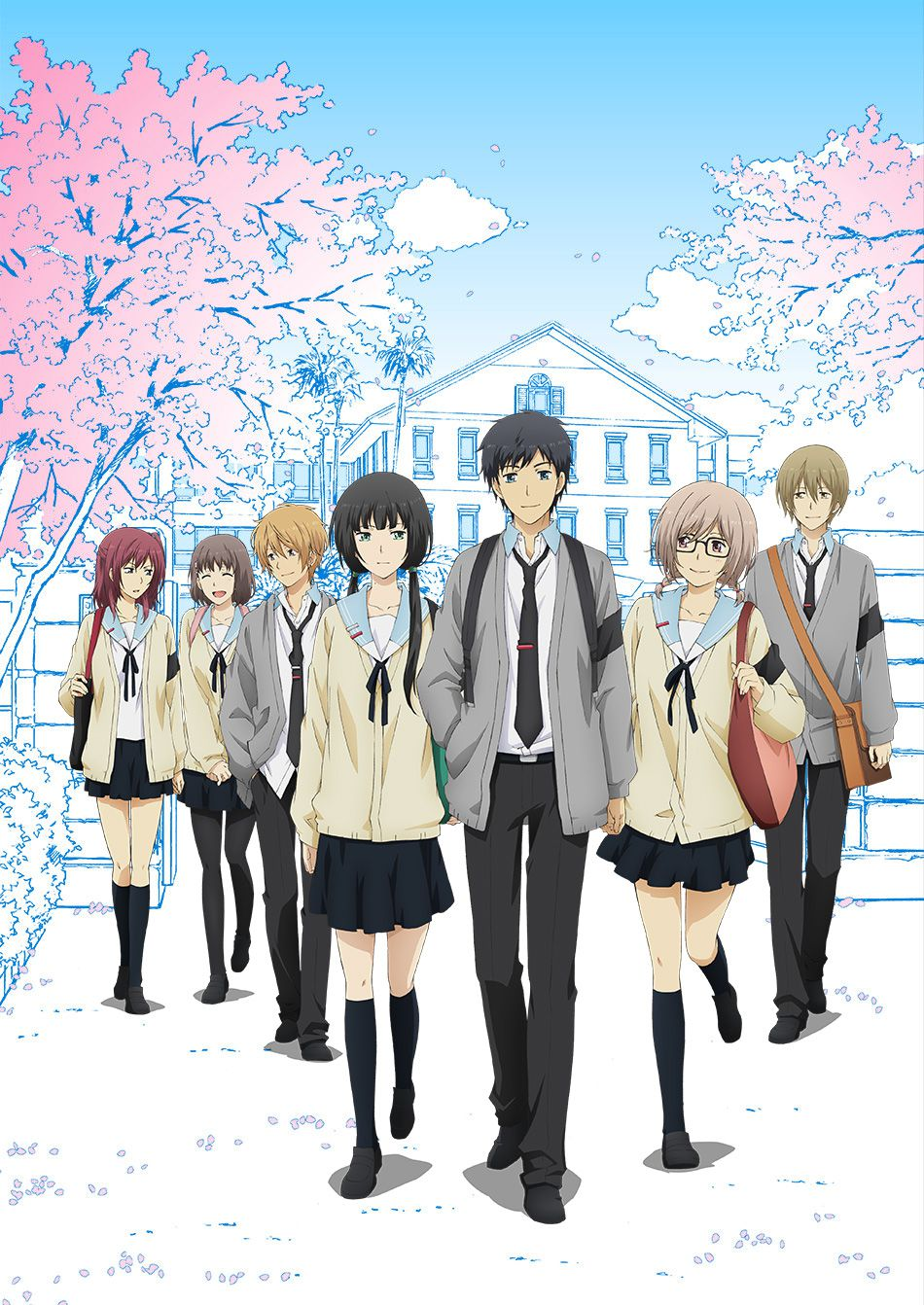 ReLife-Anime-Visual