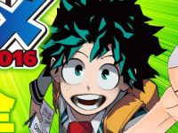 Boku no Hero Academia OVA to Be Shown at Jump Special Anime Festa 2016