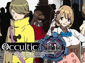 Occultic;Nine-Anime-Slate-for-October---Visual,-Character-Designs,-Staff-&-Promotional-Video-Revealed