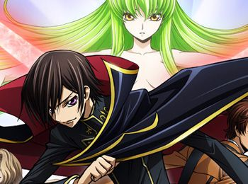 Code Geass: Lelouch of the Rebellion Archives - Otaku Tale