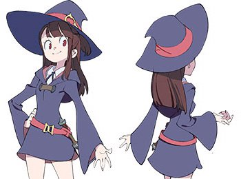 little witch academia tv anime character designs halloween candy