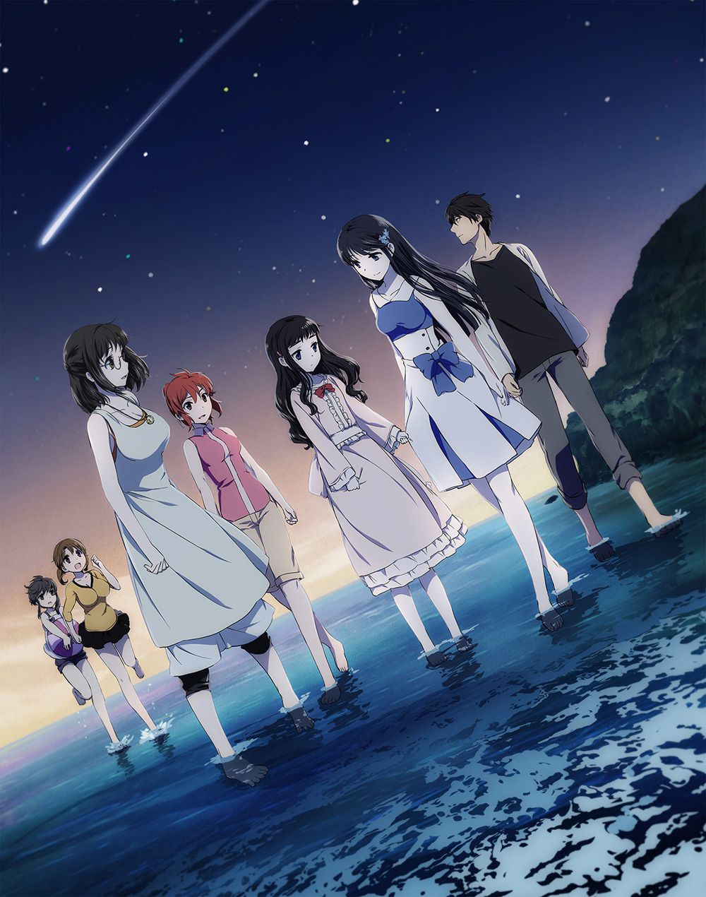 Mahouka Koukou no Rettousei Anime Movie Releasing Summer ...