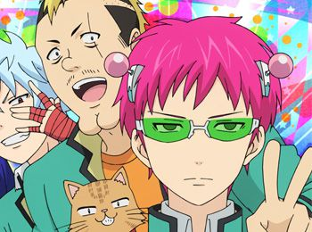 Saiki Kusuo no Psi Nan Anime Sequel Announced