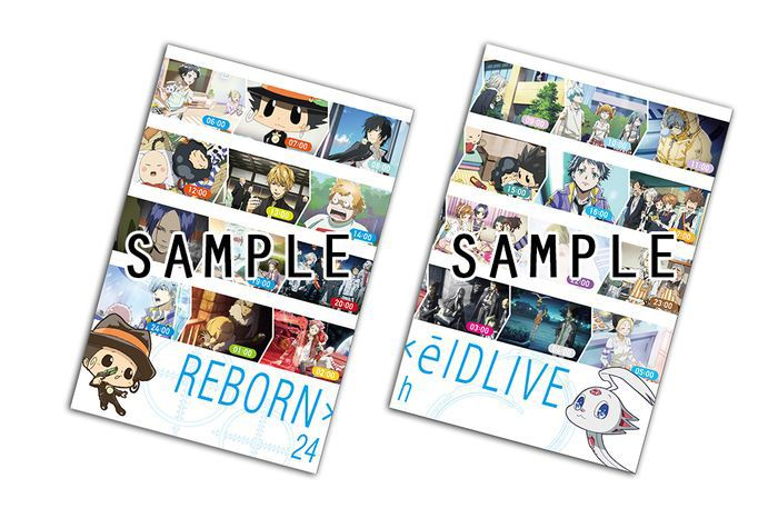 Katekyo-Hitman-Reborn!-10th-Anniversary-Blu-ray-Boxset-Postcards