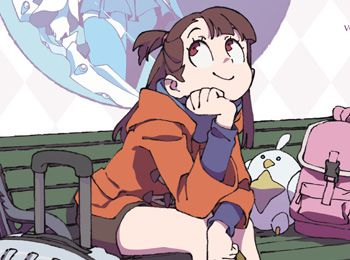 Little-Witch-Academia-TV-Anime-Will-Be-25-Episodes-Long