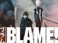Blame! Anime Film Releases on Netflix May 20 – New Visual & Trailer