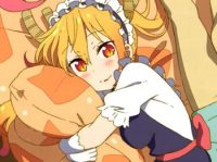 New Kobayashi-san Chi no Maid Dragon Visuals Show Why D Is for Dragon