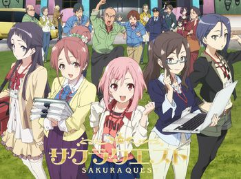 P.A.Works-Announces-Sakura-Quest-for-April-5th---Original-Anime-About-Tourism