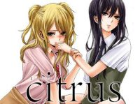 Visual Revealed for Yuri Anime Citrus