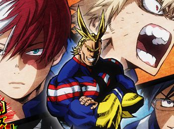 Boku no Hero Academia Season 2 to Run for 25 Episodes
