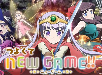 New-Game!-Season-2-Visual-Revealed---Cast-Stuck-in-a-JRPG