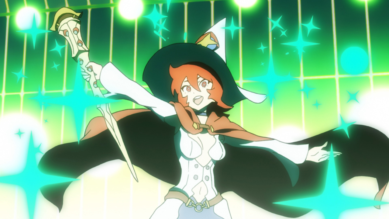 Little Witch Academia- The Witch of Time and the Seven Wonders Screenshots 04