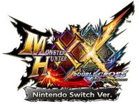 Monster Hunter XX Coming to the Nintendo Switch August 25