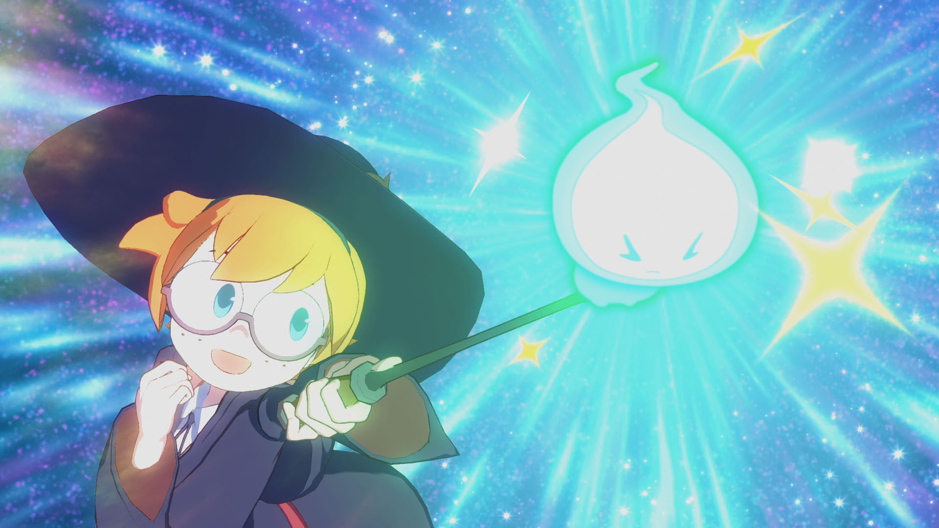 Little Witch Academia The Witch of Time and the Seven Wonders Updated Screenshots 11