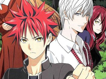 Shokugeki no Souma Season 3 Announced for Fall/Autumn 2017