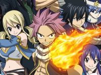 Fairy Tail Anime Final Season to Premiere 2018