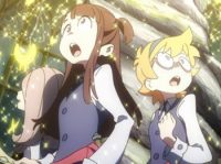 Little Witch Academia Game Releasing Internationally in 2018 on PlayStation 4 and PC