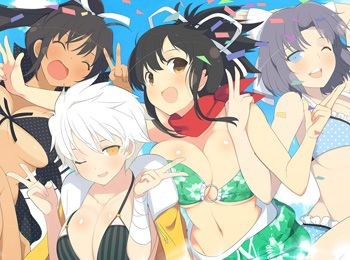 Senran-Kagura-Anime-Season-2-Announced