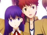 September Newtype Visual Revealed for Fate/stay night: Heaven's Feel – I .presage flower