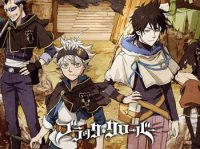 Black Clover TV Anime Adaptation Premieres October 3 – Visual, Cast, Staff & Promotional Video Revealed