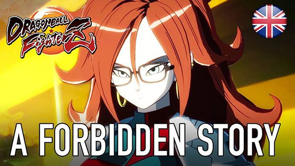 Dragon-Ball-FighterZ---Story-&-Android-21-Trailer