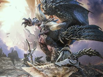 Monster-Hunter-World-Releases-on-Console-January-26---New-Trailer-&-Monsters-Revealed