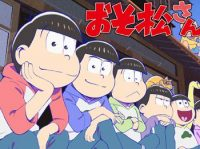 Osomatsu-san Season 2 Premieres October 3 – New Visual & Promotional Video Revealed