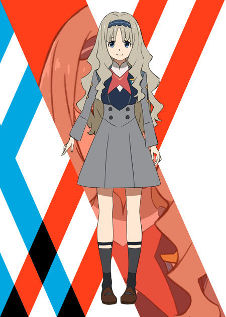 DARLING-in-the-FRANKXX-Character-Designs-Kokoro