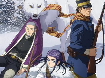 Golden-Kamuy-TV-Anime-Visual,-Cast-&-Character-Designs-Revealed
