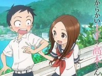Karakai Jouzu no Takagi-san TV Anime Airs January 8 – New Visual & Promotional Video Revealed