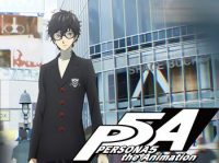 Persona 5: The Animation Visual Revealed