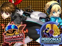 Persona 3 Dancing Moon Night & Persona 5 Dancing Star Night Releases May 24