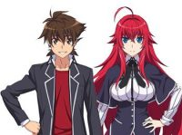 High School DxD Season 4 Premieres This April – New Designs Revealed
